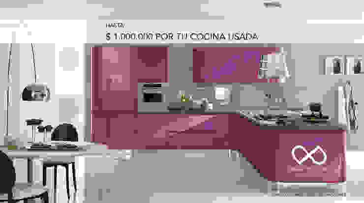 HASTA $ 1.000.000 POR TU COCINA USADA de Progetto Cucine Moderno