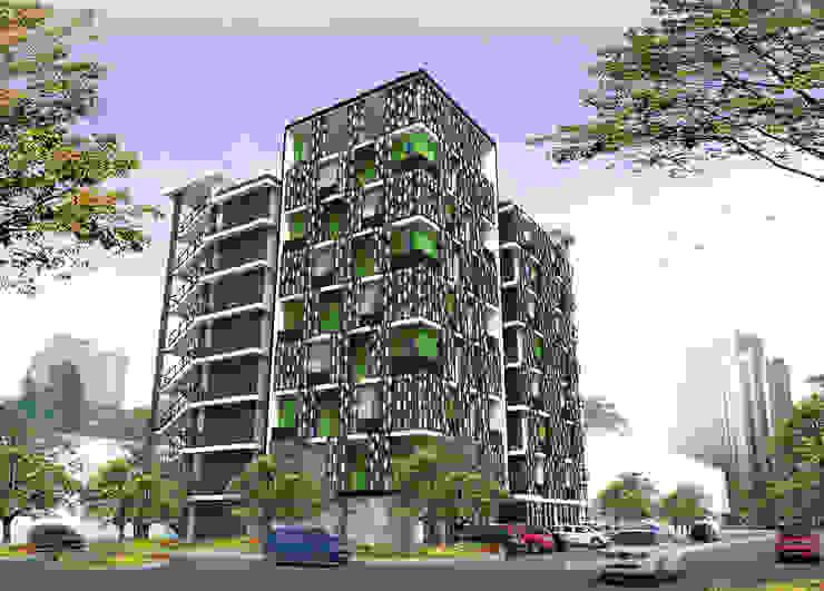 PASKAL HOTEL - BANDUNG, JAWA BARAT Hotel Gaya Rustic Oleh IMG ARCHITECTS Rustic