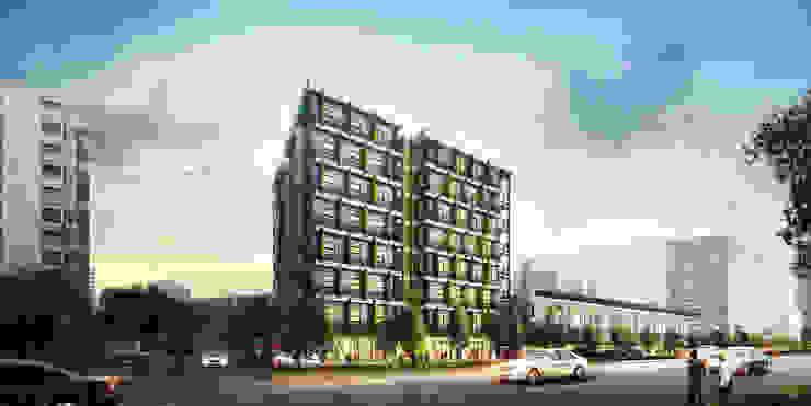 PASKAL CONDOTEL - BANDUNG, JAWA BARAT Hotel Modern Oleh IMG ARCHITECTS Modern