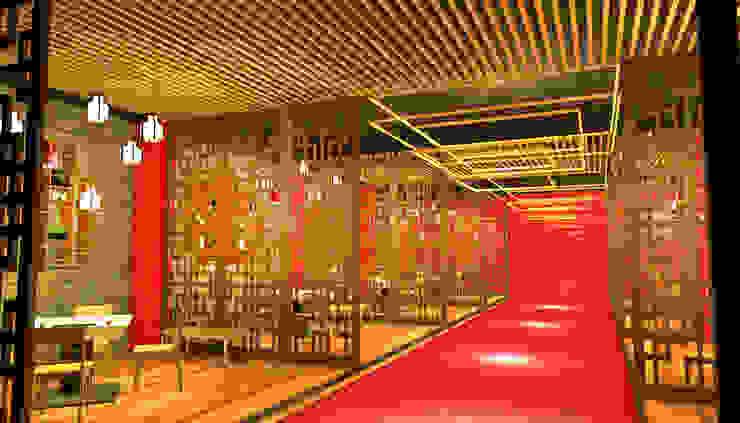 QING PALACE - BANDUNG, JAWA BARAT Ruang Komersial Modern Oleh IMG ARCHITECTS Modern