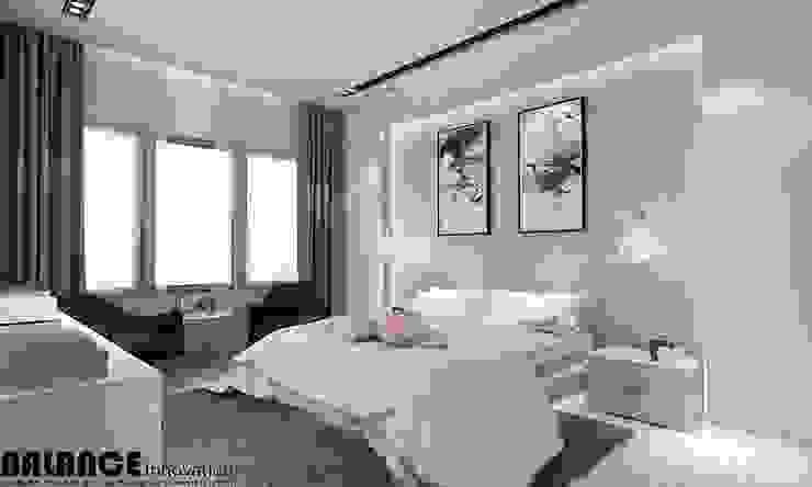 Master Bedroom من Balance Innovation