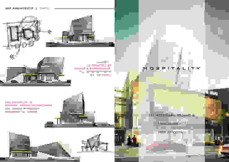 HOSPITALITY Ruang Komersial Modern Oleh IMG ARCHITECTS Modern