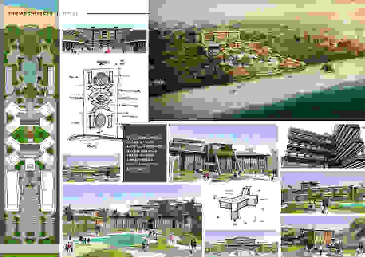HOSPITALITY Hotel Modern Oleh IMG ARCHITECTS Modern