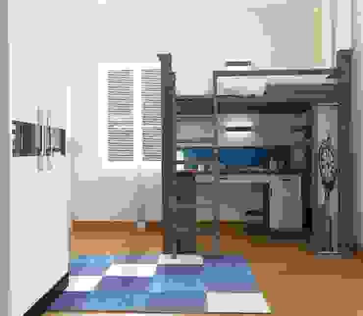 Independent Bungalow, RR Nagar - Mr. Mohan DECOR DREAMS Modern style bedroom