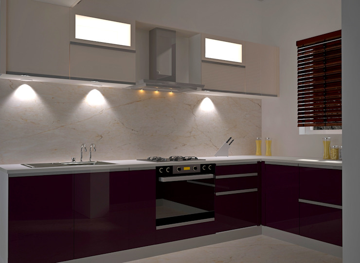 Independent Bungalow, RR Nagar—Mr. Mohan by DECOR DREAMS Modern