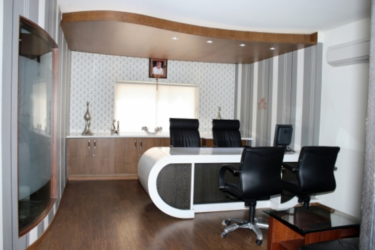 Best Interior Designers In Hyderabad: asian  by SCA Projects Pvt Ltd,Asian Chipboard