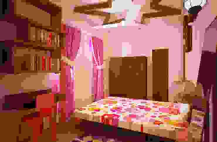 SJR Watermark, 3 BHK - Mr. Ankit Modern style bedroom by DECOR DREAMS Modern