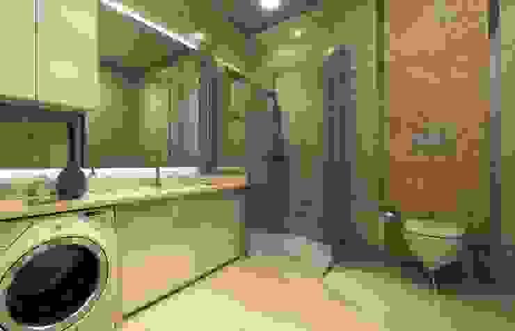 Altındağ Prestij-1 Konutları Modern Banyo VERO CONCEPT MİMARLIK Modern
