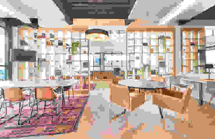 HNK Den Bosch Eclectische kantoorgebouwen van You surround You Eclectisch