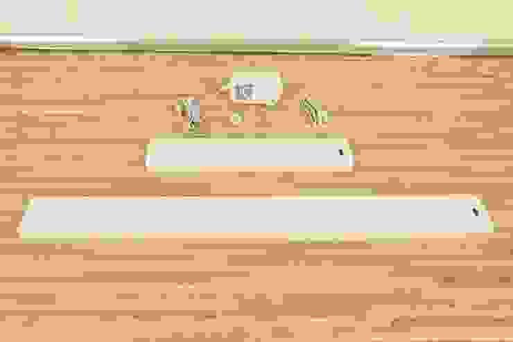 Per Handbewegung dimmbare LED Unterbauleuchte 30 und 60 cm mit Infrarot-Bewegungssensor Creoven ArbeitszimmerBeleuchtungen