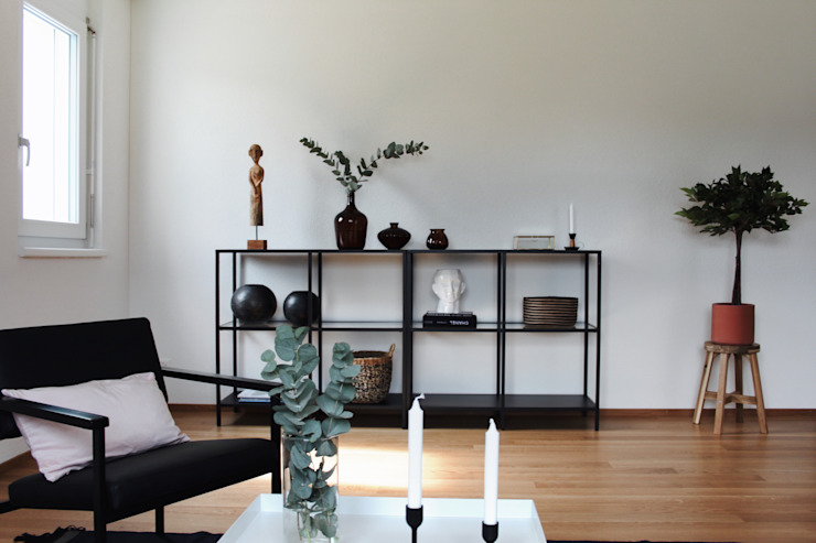 Home Staging Nordischが手掛けたリビング