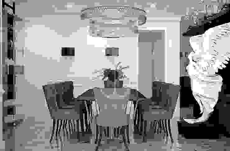 Comedores de estilo clásico de U-Style design studio Clásico