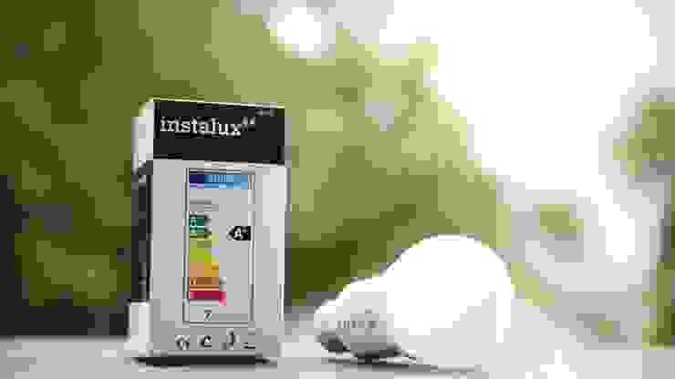 Instalux bewegungsgesteuertes LED Leuchtmittel, dimmbar, 6,5 Watt, E27 Creoven ArbeitszimmerBeleuchtungen