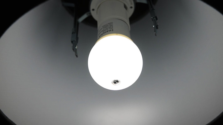 Instalux bewegungsgesteuertes LED Leuchtmittel, dimmbar mit Bewegungssensor Creoven SchlafzimmerBeleuchtung