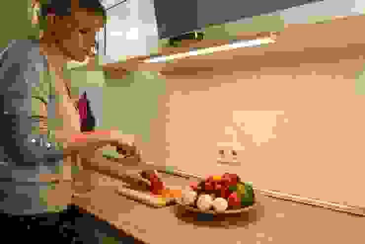 Instalux bewegungsgesteuerte LED Unterbauleuchte 30 und 60 cm für Küche und Arbeitsplatz Creoven KücheBeleuchtung