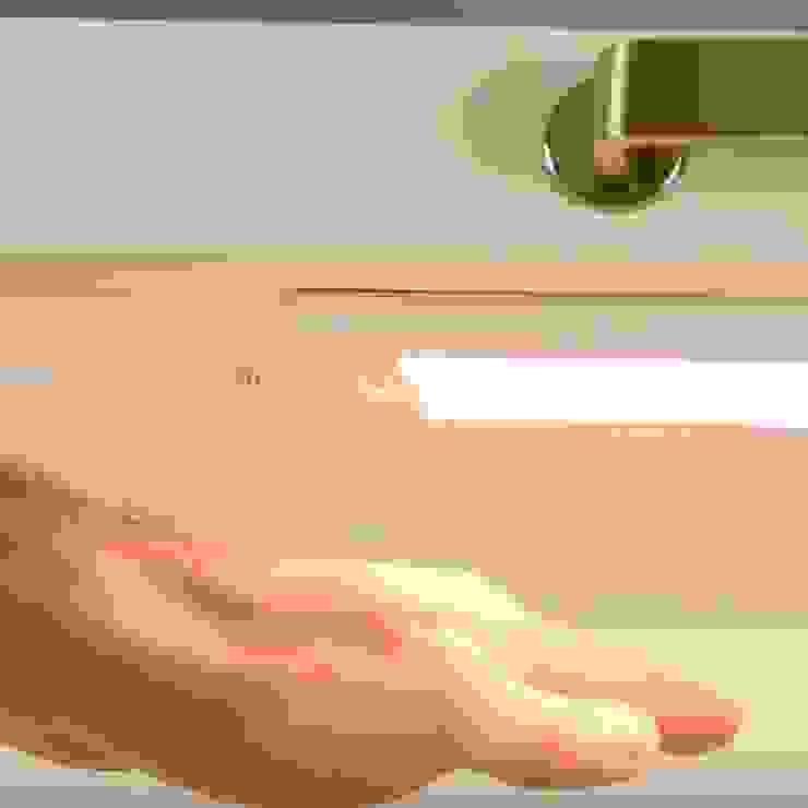 Instalux bewegungsgesteuerte LED Unterbauleuchte dimmbar mit Handbewegung für Küche und Arbeitsplatz Creoven WohnzimmerBeleuchtung