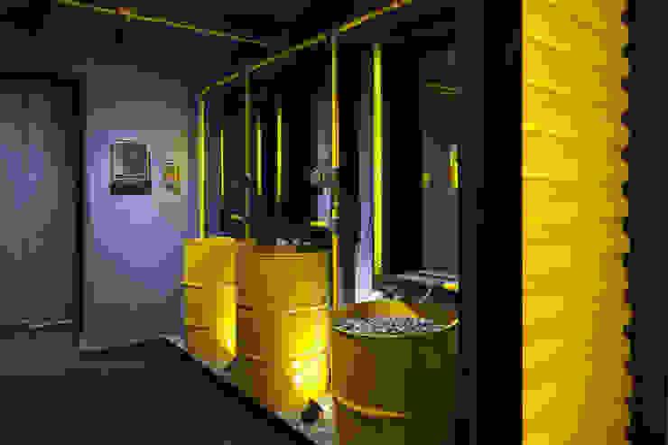 Boutique de Arquitectura (Sonotectura + Refaccionaria) Modern offices & stores