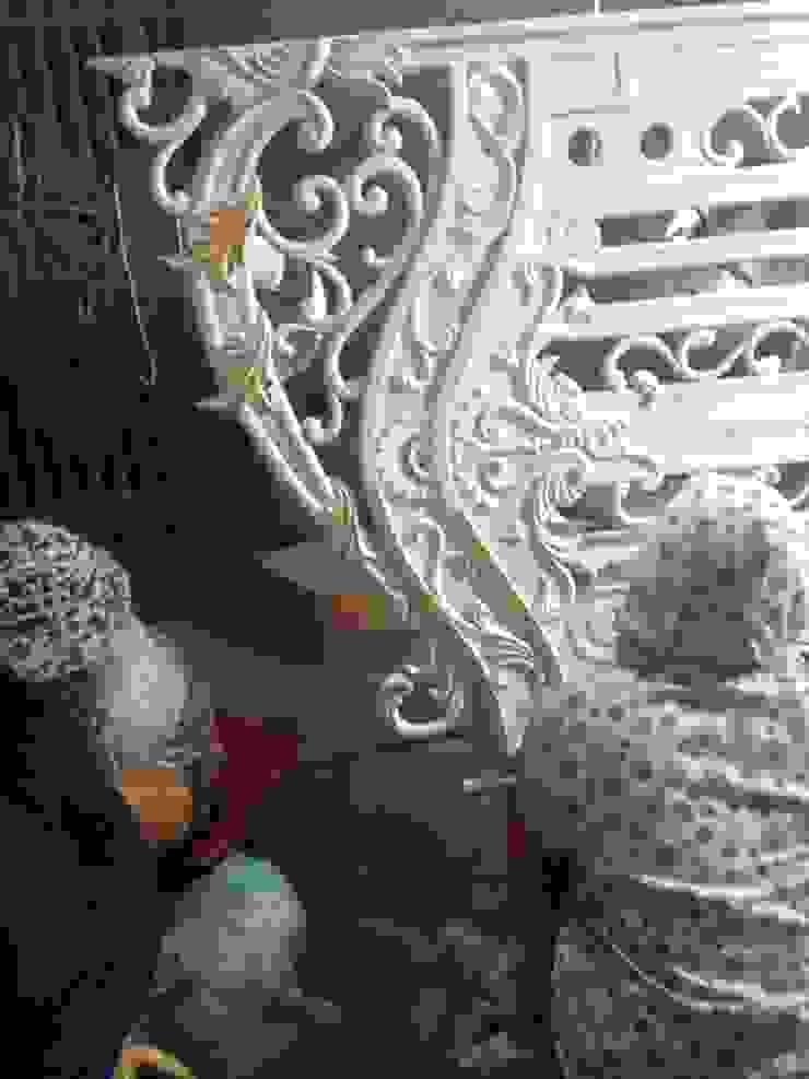 Công trình tại cổng bắt mắt tại Hà Nội bởi CỔNG BIỆT THỰ CAO CẤP