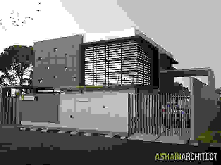 Palembang House Oleh Ashari Architect Modern