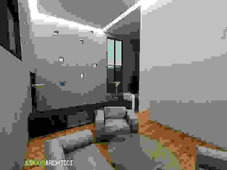 Palembang House Ruang Keluarga Modern Oleh Ashari Architect Modern