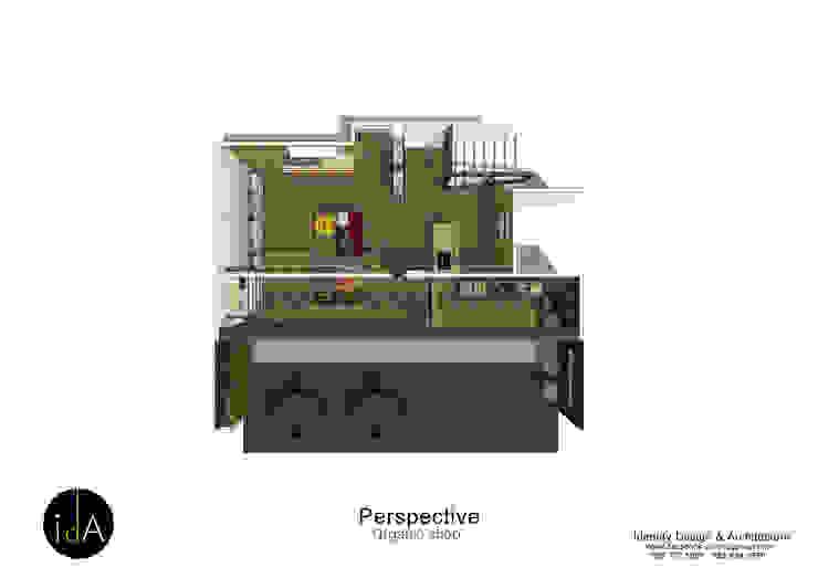 Organic shop โดย Identity Design & Architecture Part.,Ltd ชนบทฝรั่ง