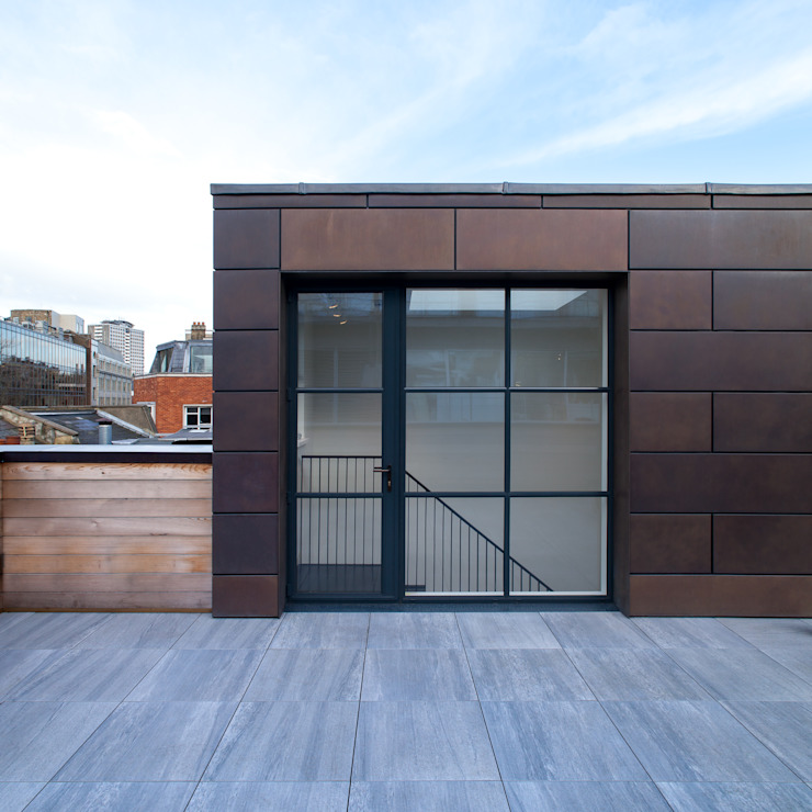 The Cooperage - Islington Industrial style windows & doors by Clement Windows Group Industrial