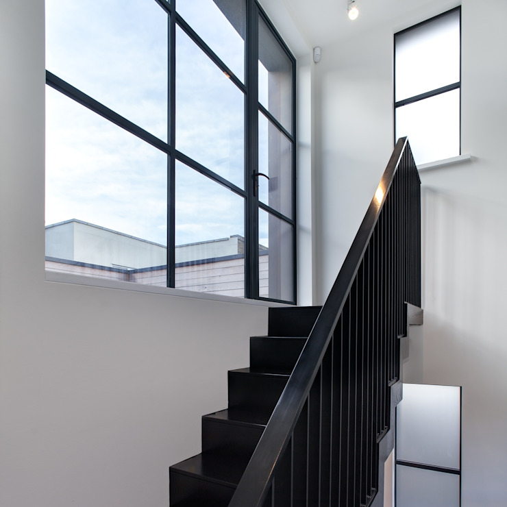 The Cooperage—Islington Industrial style windows & doors by Clement Windows Group Industrial