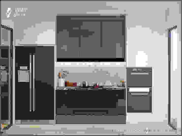 Modern style kitchen by homify Modern