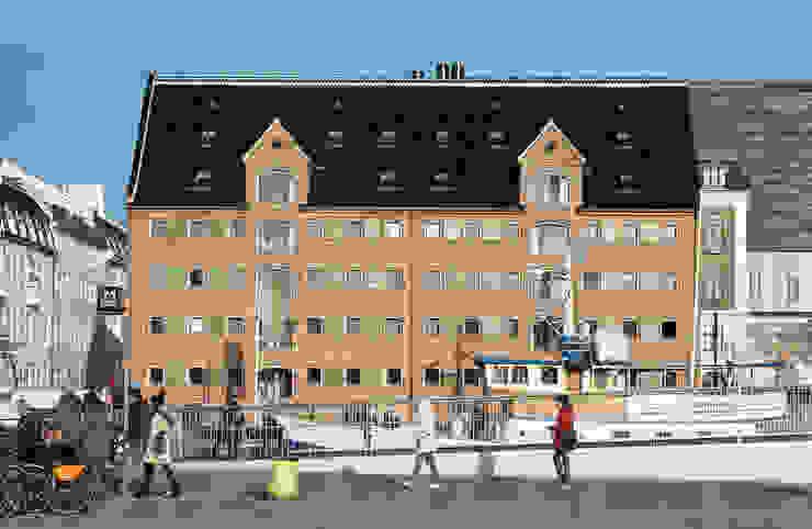 Nyhavn Hotel, Copenhagen Clement Windows Group Industrial style hotels