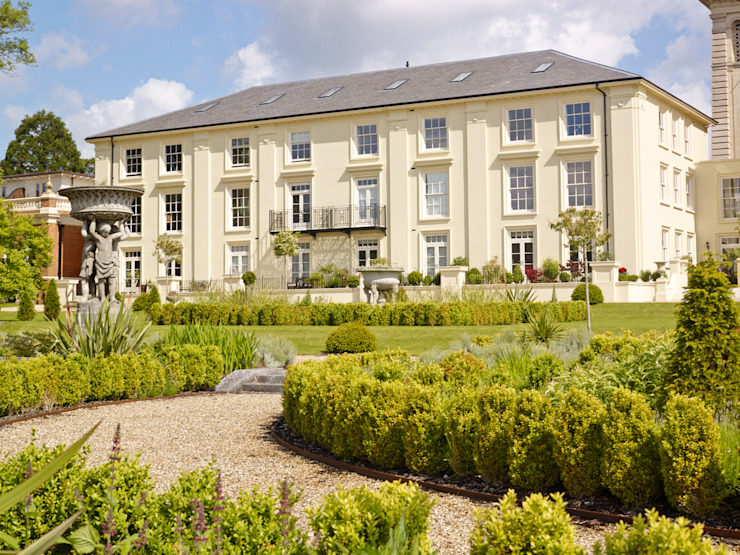 Bentley Priory - Stanmore, London by Clement Windows Group Classic