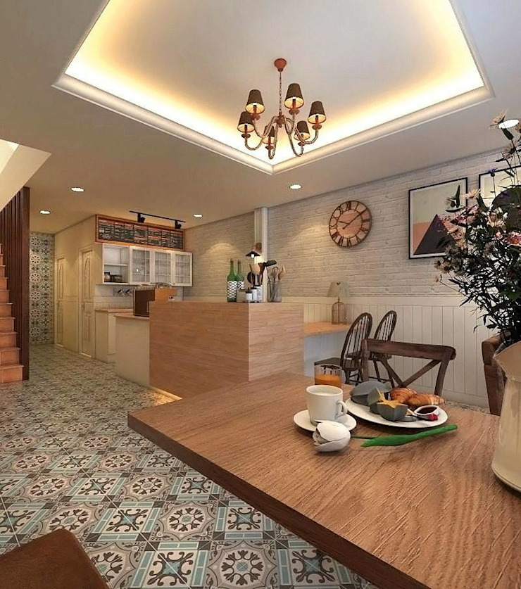 Renovat Chino Hostel โดย togetherdesign