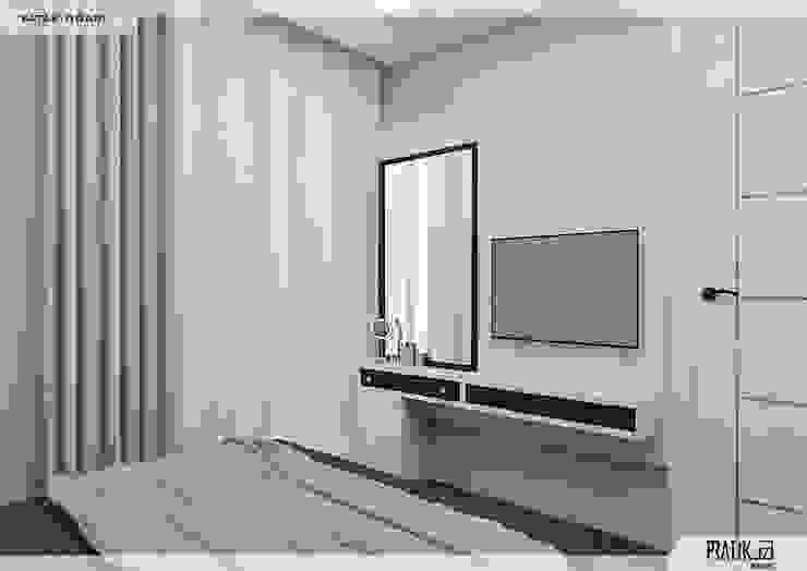 Aker Evi- Antalya PRATIKIZ MIMARLIK/ ARCHITECTURE Modern Yatak Odası