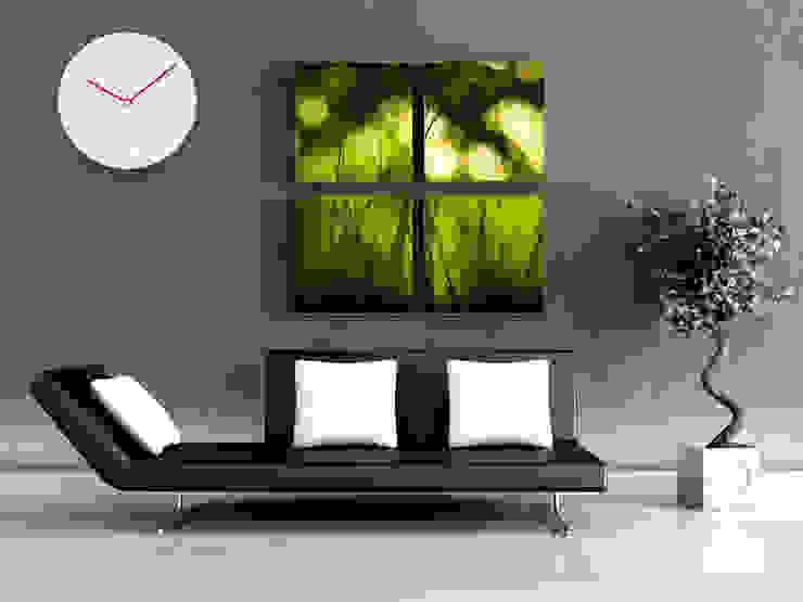 Karlsson Saturn Wall Clock: modern  by Just For Clocks,Modern Plastic