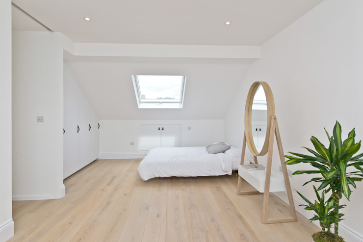 South Park Gardens:  Bedroom by Prime Architecture London,
