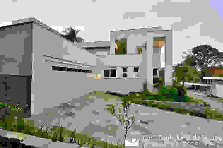 Projeto Arquitetônico Casas modernas por Tania Bertolucci de Souza | Arquitetos Associados Moderno
