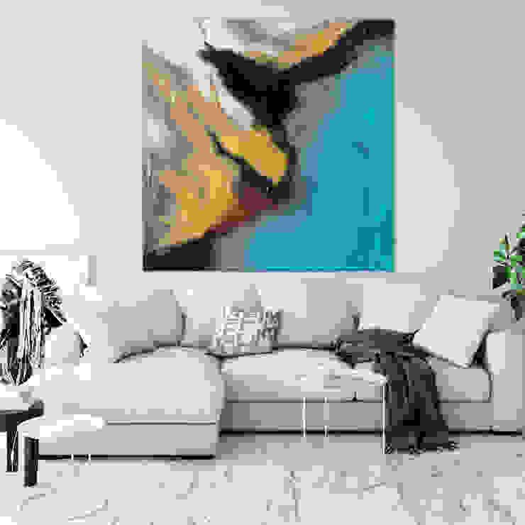 Custom Fine Artwork: modern  by RTY Fine Art, Modern