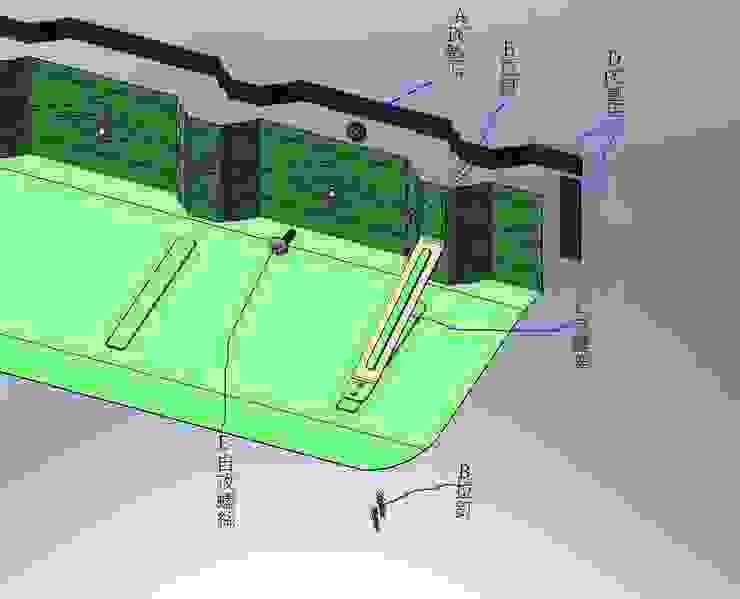 浪板防掀補強飾條遮陽雨架 根據 鉅玹科技企業開發有限公司