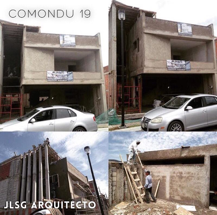 JLSG Arquitecto Minimalist houses