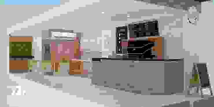 ร้านกาแฟ: ทันสมัย  โดย BK Archstudio, โมเดิร์น