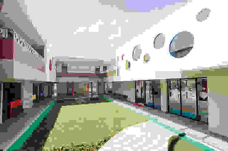Starland Pre-School & Kindergarten Sekolah Modern Oleh CV Berkat Estetika Modern