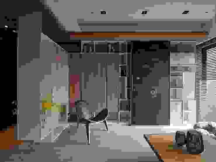 [HOME] Arching Design - Hue Yu Community 모던스타일 거실 by KD Panels 모던 우드 우드 그레인