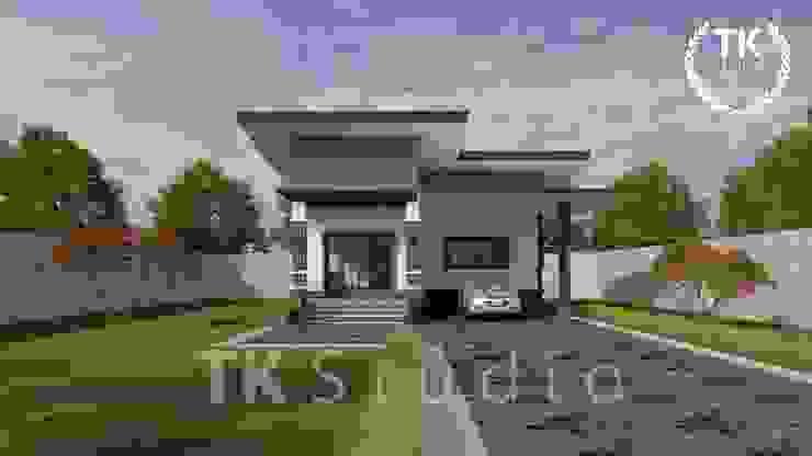 โครงการ บ้านชั้นเดียว จ.พังงา โดย TK STUDIO