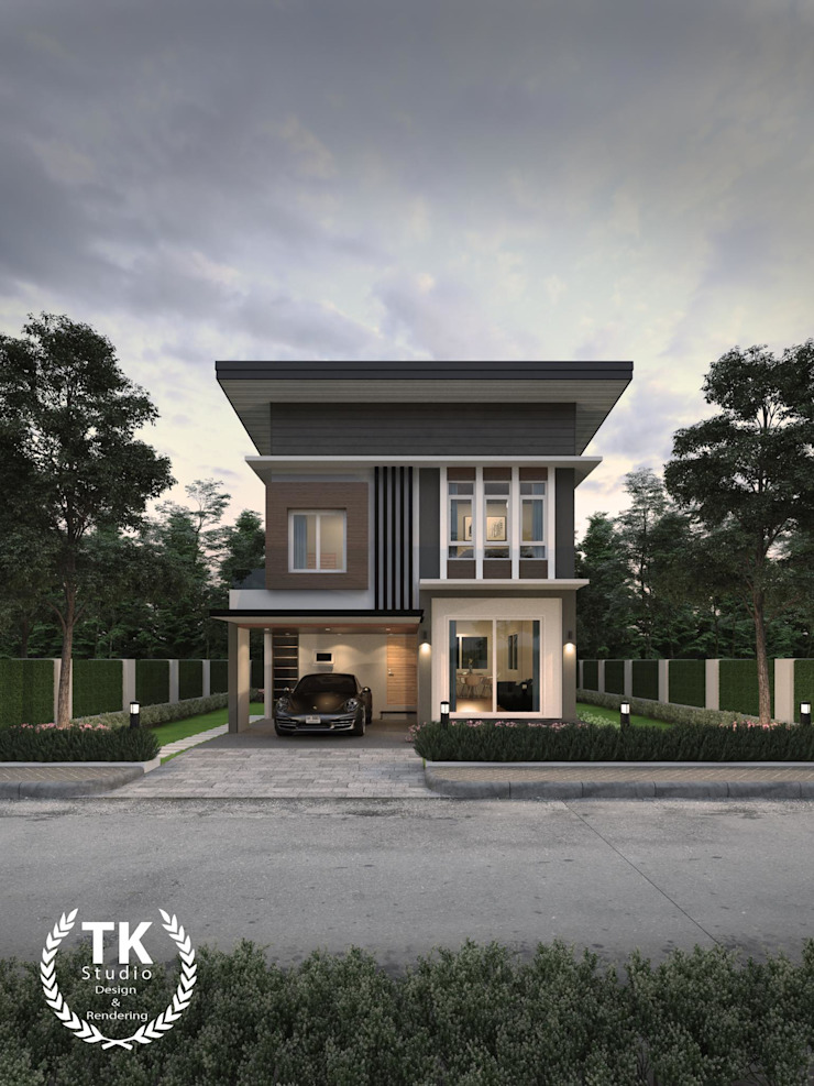 2 Story House โดย TK STUDIO