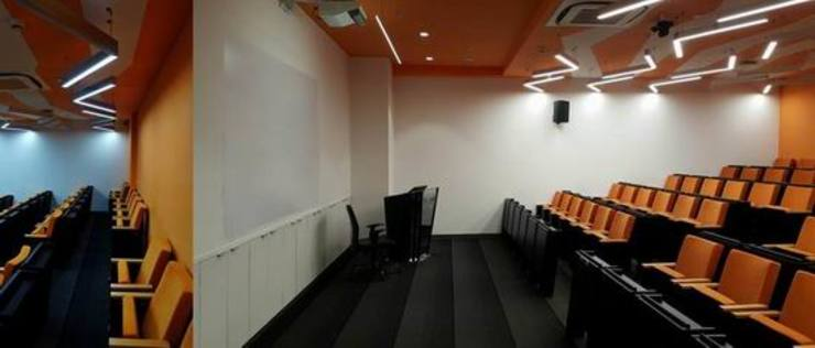 Classrooms Modern schools by Studio - Architect Rajesh Patel Consultants P. Ltd Modern