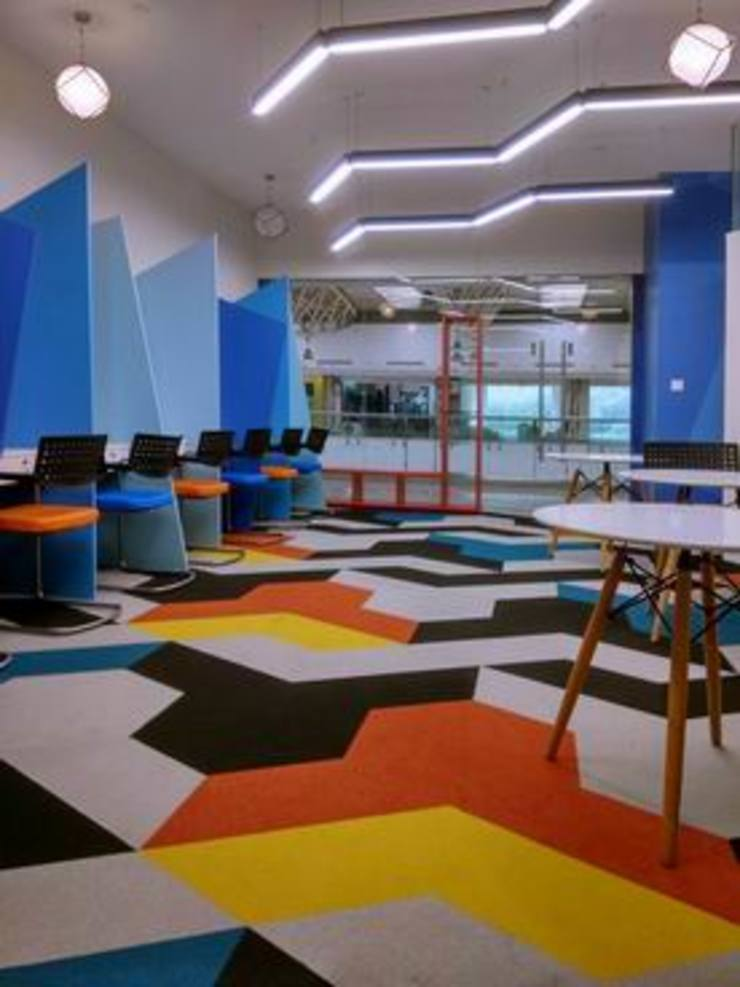 Library Modern schools by Studio - Architect Rajesh Patel Consultants P. Ltd Modern