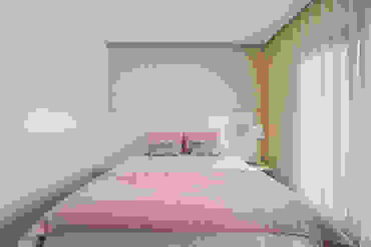 Suite de casal UNISSIMA Home Couture Quartos minimalistas Rosa