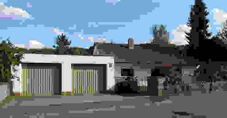 Maisons rustiques par Stefan Lang I Architektur und Energie Rustique Briques