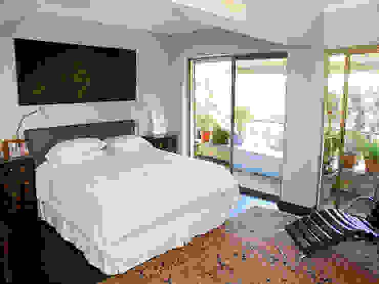 Dormitorio Principal Dormitorios de estilo ecléctico de Francisco Vicuña Balaresque Ecléctico