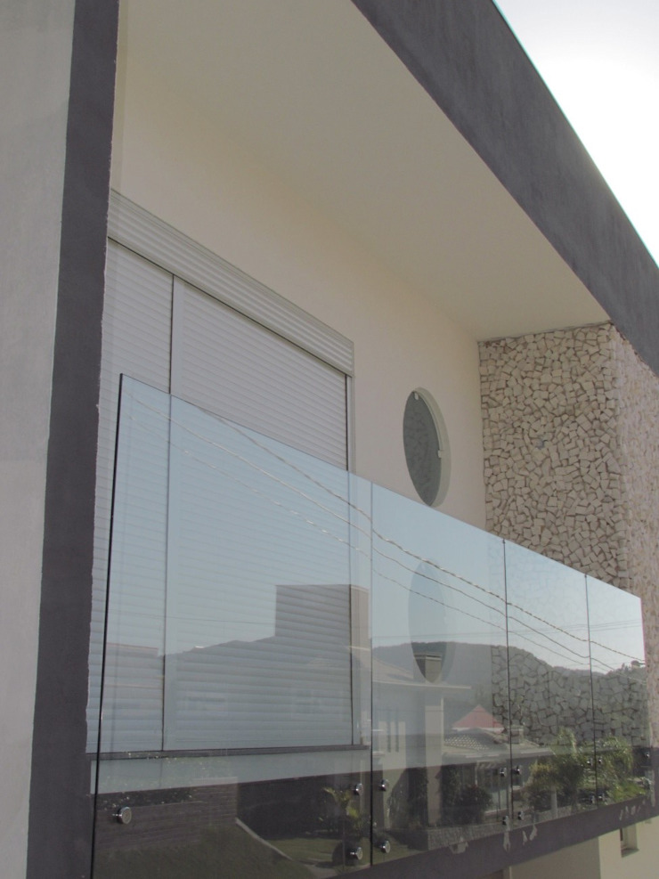 Studio RW Arquitetura Modern windows & doors