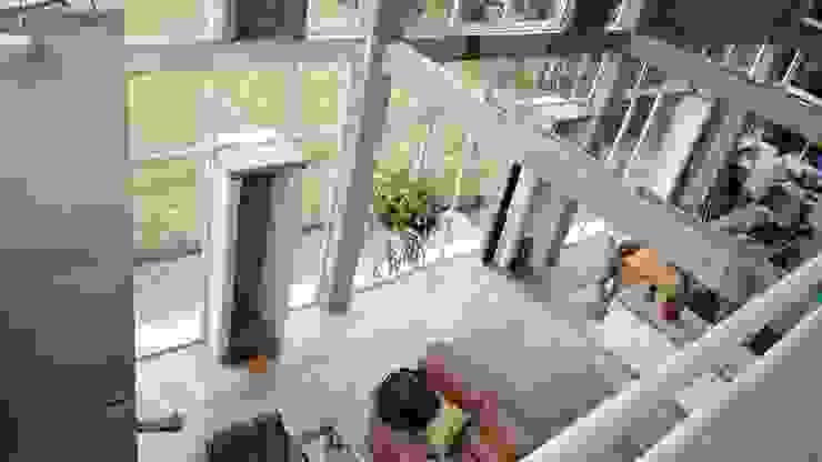 Vivienda Campestre Sostenible 1 – 2016 Salas de estilo minimalista de PILO Arquitectura Minimalista